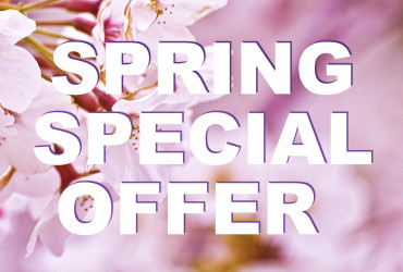 Special Spring Holidays Offer